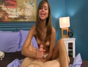 Riley Reid Teen Handjob